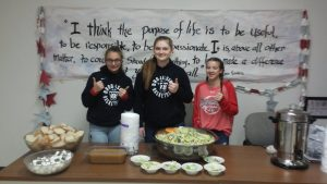 Girls Basketball Spaghetti Dinner Fundraiser