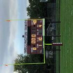 Middle School Football Downs Dukes