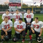 Middle School Football Ties Buckeye