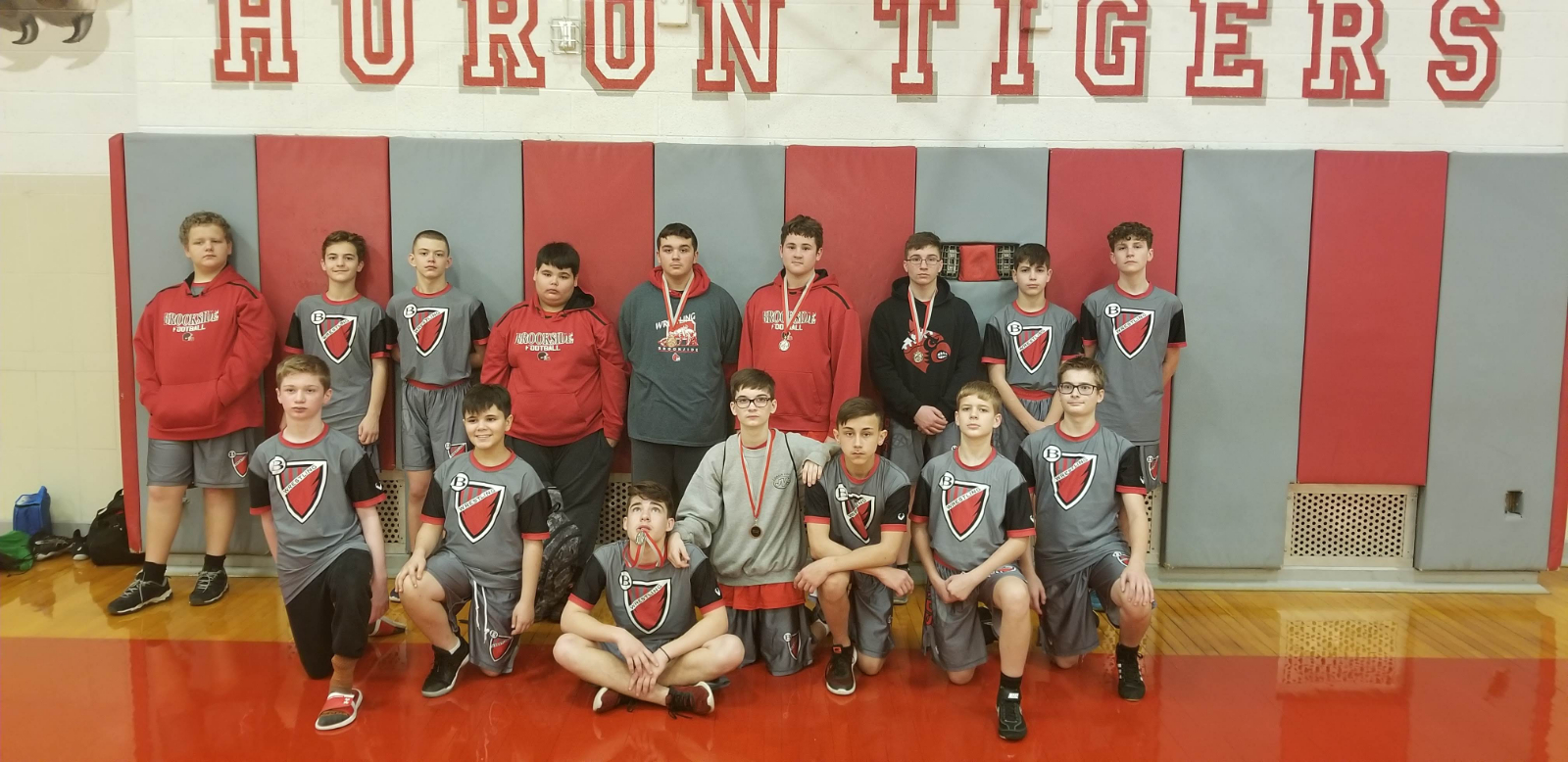 BMS Wrestling takes 5th place