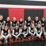 Girls Varsity Basketball beats Lincoln West H. S. 77 – 26