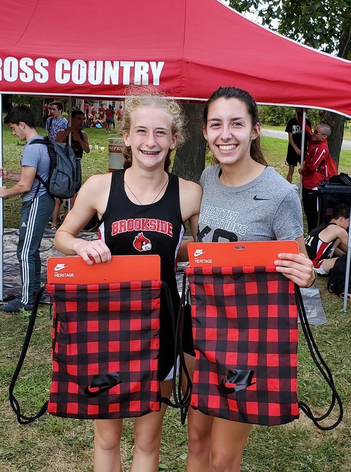 Girls Varsity Cross Country finishes 19th place at Boardman Spartan Invitational