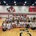Volleyball Earns 1st LC8 Title with Win Over Oberlin!