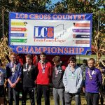 Varsity Cross Country finishes 4th place at Lorain County 8 Championship