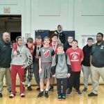Wrestlers place at Norwalk