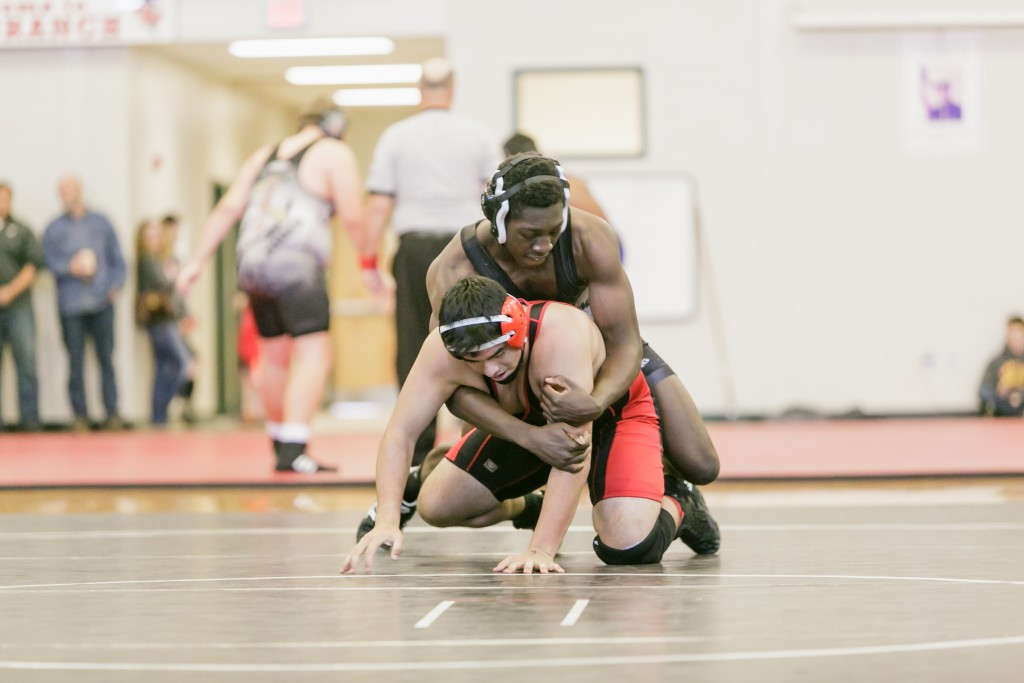 Wrestling travels to Collins Hill & Mill Creek