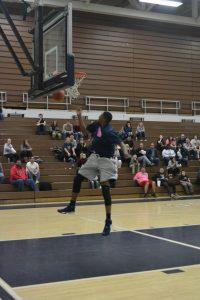MCHS Boys Basketball Blue/Grey Scrimmage   11/19/15