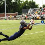 Wolves dominant running game leads to big win.