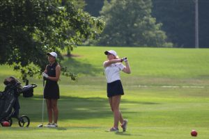 Michigan City HS Girls Golf @ MC Municipal