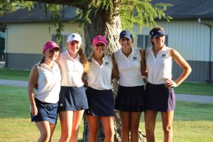 MCHS Girls Golf Regionals Gallery