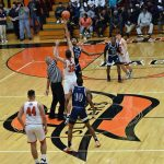 Wolves Boys Basketball vs. LaPorte (Class 4A Sectional 3) 03-04-20