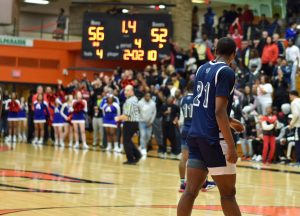 Wolves Boys Basketball vs. S.B. Adams (Class 4A Sectional 3) 03-06-20