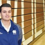 Serrano named Evans Scholar
