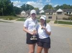 Thomas wins second individual title in as many days, Skibinski fourth