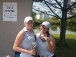 Thomas defends Crown Point Invitational individual title