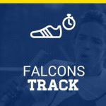 Falcon Track Teams celebrate success at District, Area, and Regionals