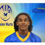 Accolades continue for CHS QB Jalen Hurts!!