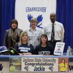 Congratulations, Jackie!!!!