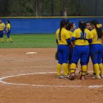 Channelview High School Varsity Softball beat North Shore 7-5