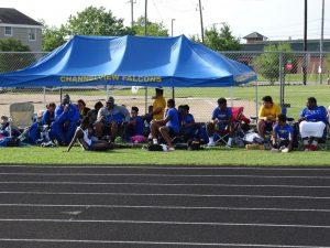 2015 Sub Varsity District Track Meet