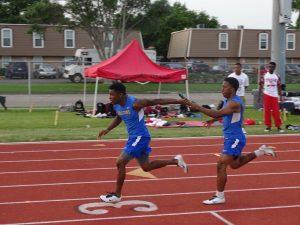 2015 Varsity District Track Meet