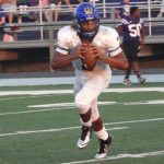 Jalen Hurts honored as Fox 26 Player of the Week.