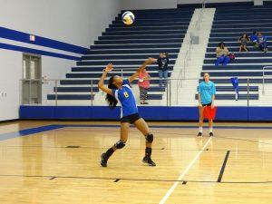 Freshman Volleyball vs Kingwood 9-13-16