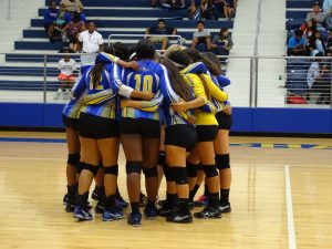 JV Volleyball vs Kingwood 9-13-16