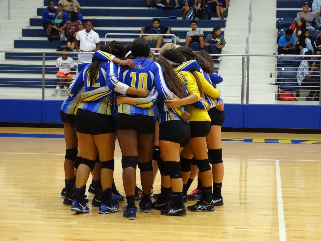 Lady Falcon Volleyball Try-out Information
