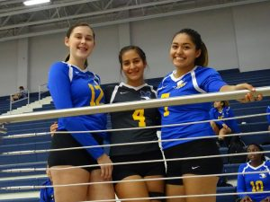 Varsity Volleyball vs Kingwood 9-13-16