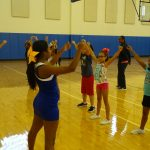 Falcon Junior Cheer Clinic