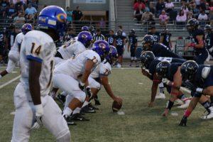 CHS Varsity Football vs Kingwood 10-8-16
