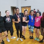 Channelview High School Varsity Powerlifting finishes 2nd place
