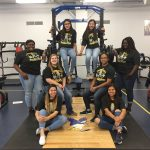 Channelview High School Girls Varsity Powerlifting finishes 5th place