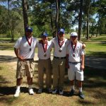 Channelview High School Boys Varsity Golf finishes 3rd place
