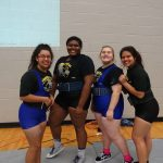 Lady Falcon Powerlifters advance to state!!!