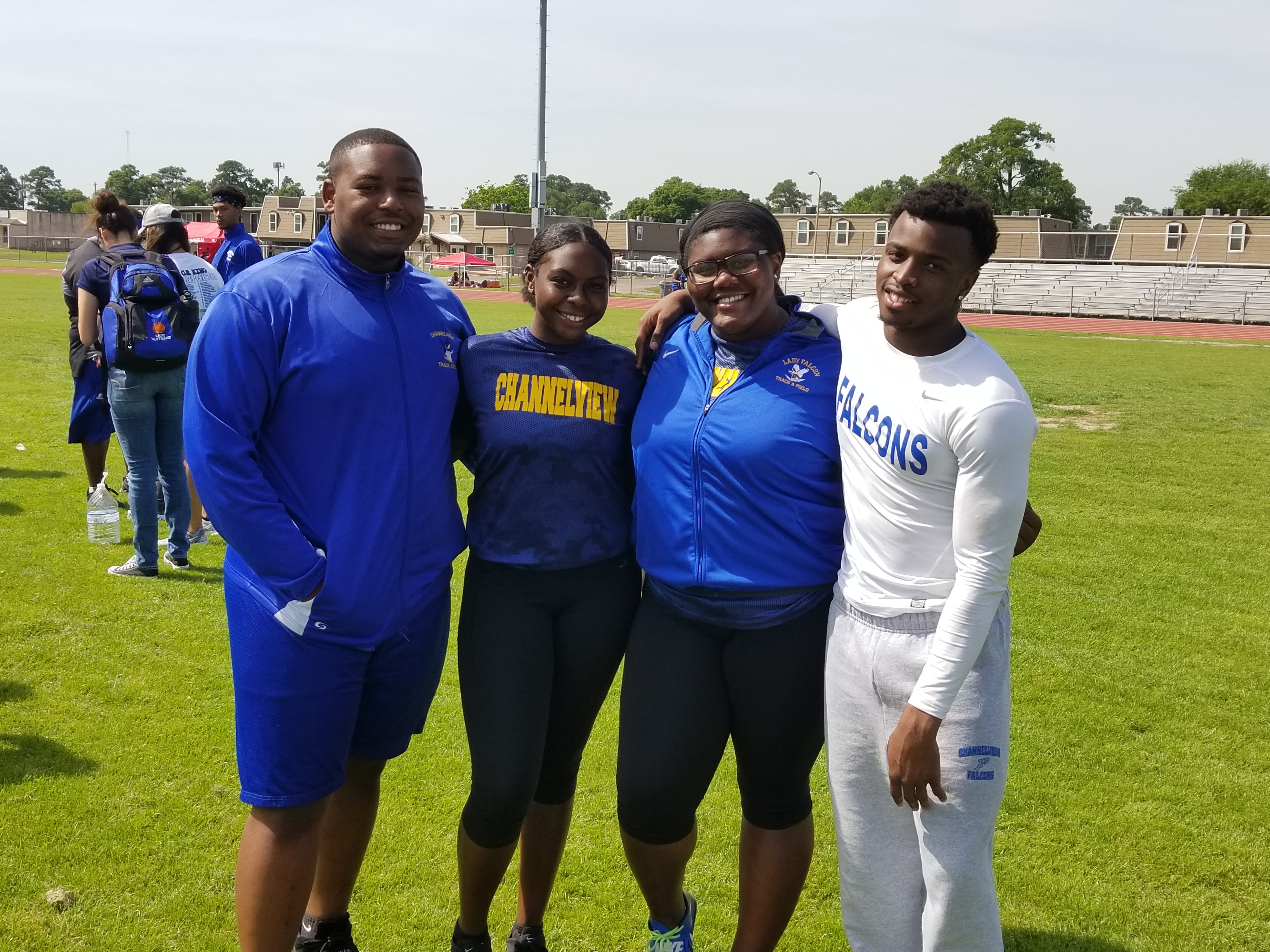 2018 Track & Field Area Qualifiers