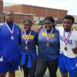 2018 Regional Track and Field Qualifiers