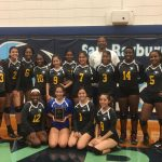 Girls Junior Varsity Volleyball 3rd place @ Pasadena JV Tournament