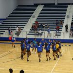 Girls Varsity Volleyball beats Alief Hastings 3 – 1