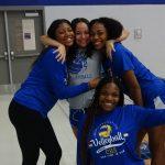 Lady Falcons Varsity Volleyball vs Alief Hastings 8-17-18