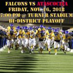 Bi-District Playoff Ticket Information
