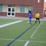 Girls Junior Varsity Soccer beats United 11 – 0