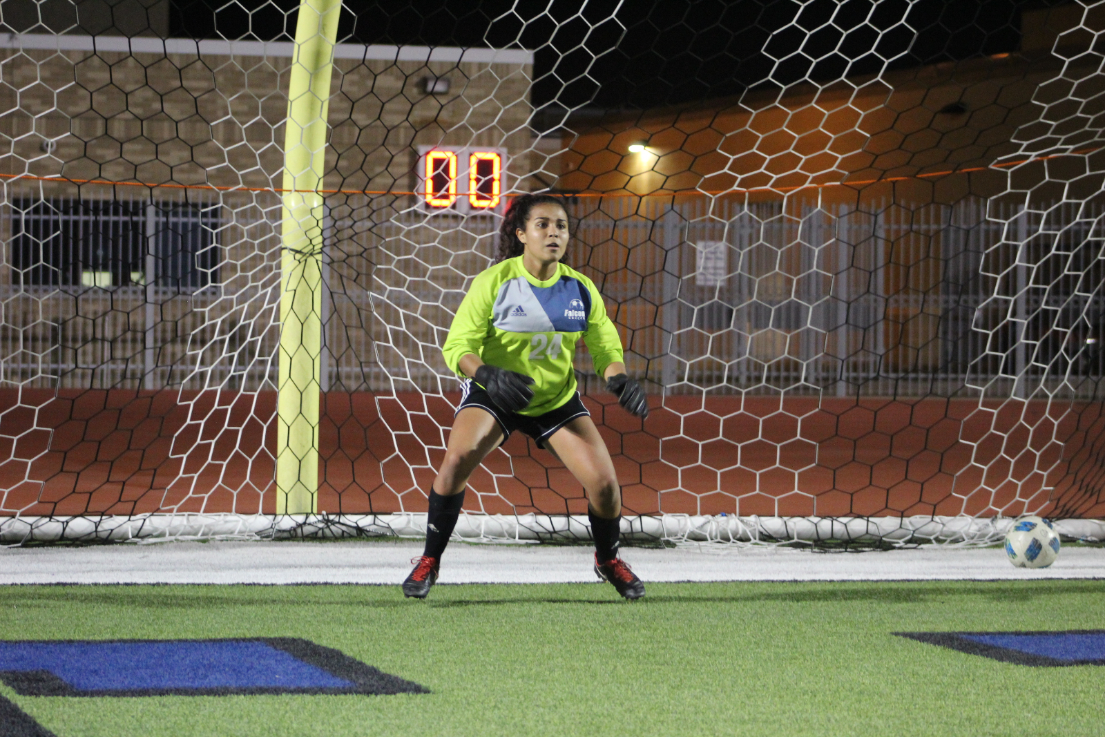 Lady Falcon and Falcon Soccer Try-outs 2020 (Nov. 30th – Dec. 2nd)