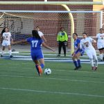 Lady Falcon JV Soccer vs United 2-12-19