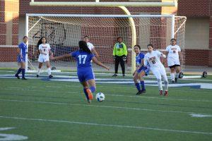 Lady Falcon JV Soccer vs United 2-12-19