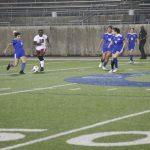Lady Falcon Varsity Soccer vs North Shore 2-22-19