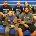 Boys Varsity Powerlifting finishes 2nd place at Regionals