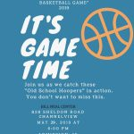 Channelview Alumni Basketball Game-May 29th!!!