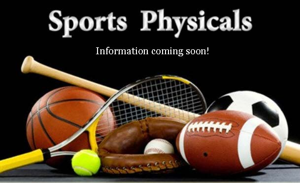 2021-22 Physical Information Coming Soon